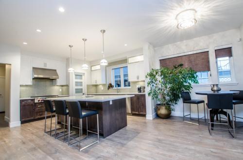 St. Georges Custom Home Kitchen